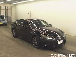 lexus used car in japan 2012 lexus gs350 black for sale stock no 48273 japanese used