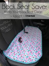 how to shampoo car interior at home pieces by polly back seat saver keep your car seat clean life