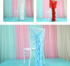 Diy Wedding Chair Covers Online Get Cheap Thanksgiving Chair Covers Aliexpress Com