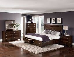 the most elegant and interesting brown bedroom furniture with grey