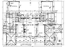 architectural design modern style architectural design drawing with architectural