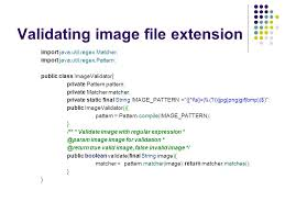 pattern java file regular expressions ppt video online download
