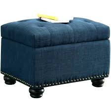 storage ottoman with casters ottoman at target fabric bench with storage fabric storage ottoman
