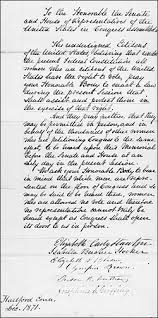 petition to congress december 1871 national archives