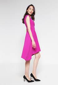 lauren ralph jersey dress wild berry women sale clothing dresses