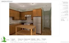 kitchen design montreal westmount green