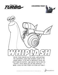 turbo u0027whiplash u0027 coloring sheet turbo pinterest birthdays