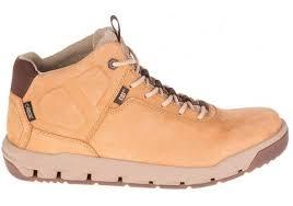 boots uk wide fit caterpillar mens honey reset boots heatscape gtx leather wide