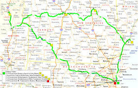 Map Upstate New York by Map Of Upstate New York Within Evenakliyat Biz