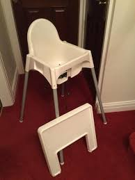 Ikea Antilop High Chair Tray Ikea Baby High Chair Second Hand Baby Items Buy And Sell In The