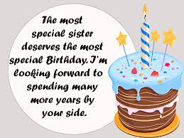 30 best birthday wishes for sister quotes u0026 messages birthday
