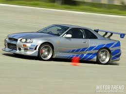 nissan r34 fast and furious remembering paul automology automotive logy the study of
