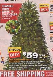 4 foot white christmas tree with colored lights 7 5 ft pre lit led royal douglas fir christmas tree with dual