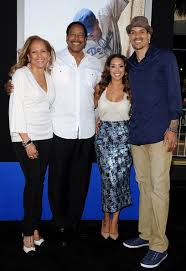 Basketball Wives Matt Barnes Rihanna U0026 Chris Brown Kill Break Up Rumors 42 Movie Premiere