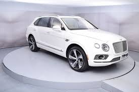 bentley 2017 white 2017 bentley bentayga first edition in glacier white with linen