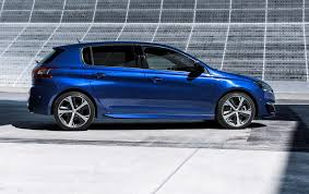 lease peugeot peugeot 308 gt 2015 features equipment and accessories parkers
