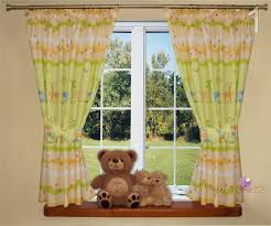 Nursery Bedding And Curtains Luxury Baby Room Window Curtains In Matching Pattern For Nursery