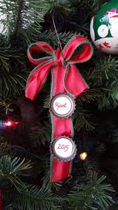 recycled cork and bottle cap diy christmas ornaments green kid