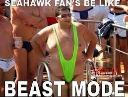 Seahawk Memes - 22 meme internet seahawk fan s be like beast mode