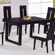Modern Wood Dining Room Sets Best Wood Slab Dining Table Ideas - Black wood dining room chairs