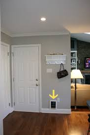 garage door in kitchen design ideas fancy under garage door in