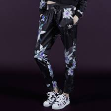 Japanese Designer by Japanese Designer Shinpei Naito Gives Track Pants A Fresh Lotus