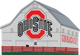 The Barn Wooster Ohio Osu Buckeyes Barn Logo The Cat U0027s Meow Village
