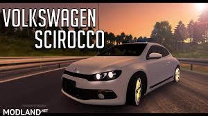 volkswagen scirocco 2017 volkswagen scirocco 2017 2 0 tsi mod for ets 2