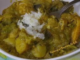 cuisine antillaise colombo de poulet colombo de poulet cuisine et saveurs de lili