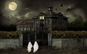 scary halloween hd wallpapers wallpapersafari