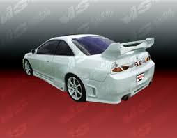 1998 2002 honda accord 2dr z1 boxer full kit vis racing sports inc