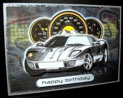 happy birthday ford sports car cup254077 971 craftsuprint