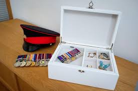 keepsake box white keepsake box the medal box company