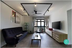 Home Design Ideas Hdb   hdb house interior design 6 brilliant 4 room hdb ideas for your