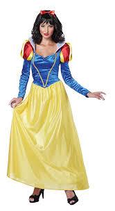 Halloween Costumes Ladies Amazon California Costumes Snow White Costume Blue