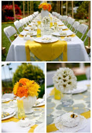 yellow baby shower ideas baby shower decorations yellow baby shower ideas