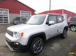 brown jeep renegade 2016 glacier metallic jeep renegade limited 4x4 110147094