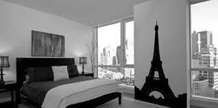 interior design simple paris themed bedroom decor home design