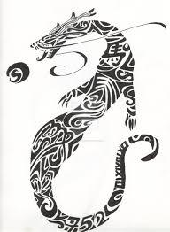 chinese dragon tattoo 3 by littlepigart on deviantart