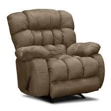 Nursery Rocker Recliner Furniture Cozy Living Spaces With Contemporary Rocker Recliner