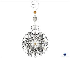 2014 waterford snowflake wishes peace ornament