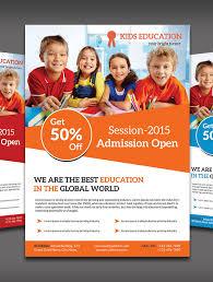 play school brochure templates play school brochure templates 15 best academic flyer templates