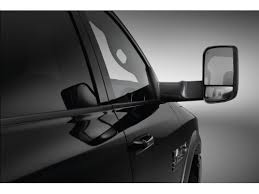 towing mirrors for dodge ram 3500 ram 1500 trailer tow mirrors part no 82214909ad
