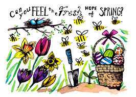 can you feel the fresh hope of spring jacque oman
