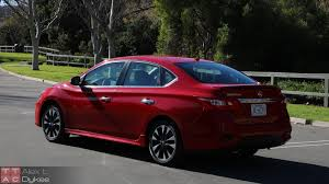 nissan sentra 2016 nissan sentra 009 the truth about cars