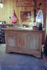 Table En Caisse En Bois Ancien Comptoir De Caisse En Bois Début Xxème Par Le Marchand