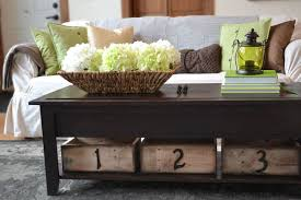 Coffee Table Out Of Pallets by Ana White Pallet Storage Boxes Diy Projects