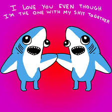 valentines day cards 5 s day cards for the left shark in your
