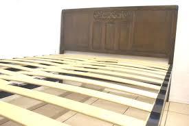 Vono Bed Frame Adjustable Slatted Bed Base Antique Edwardian Vono Beds