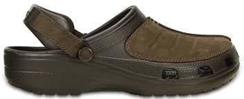 yukon s boots crocs slippers crocs yukon mesa clog clogs espresso s shoes